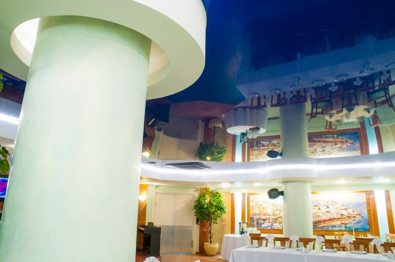 Ресторан Лагуна
